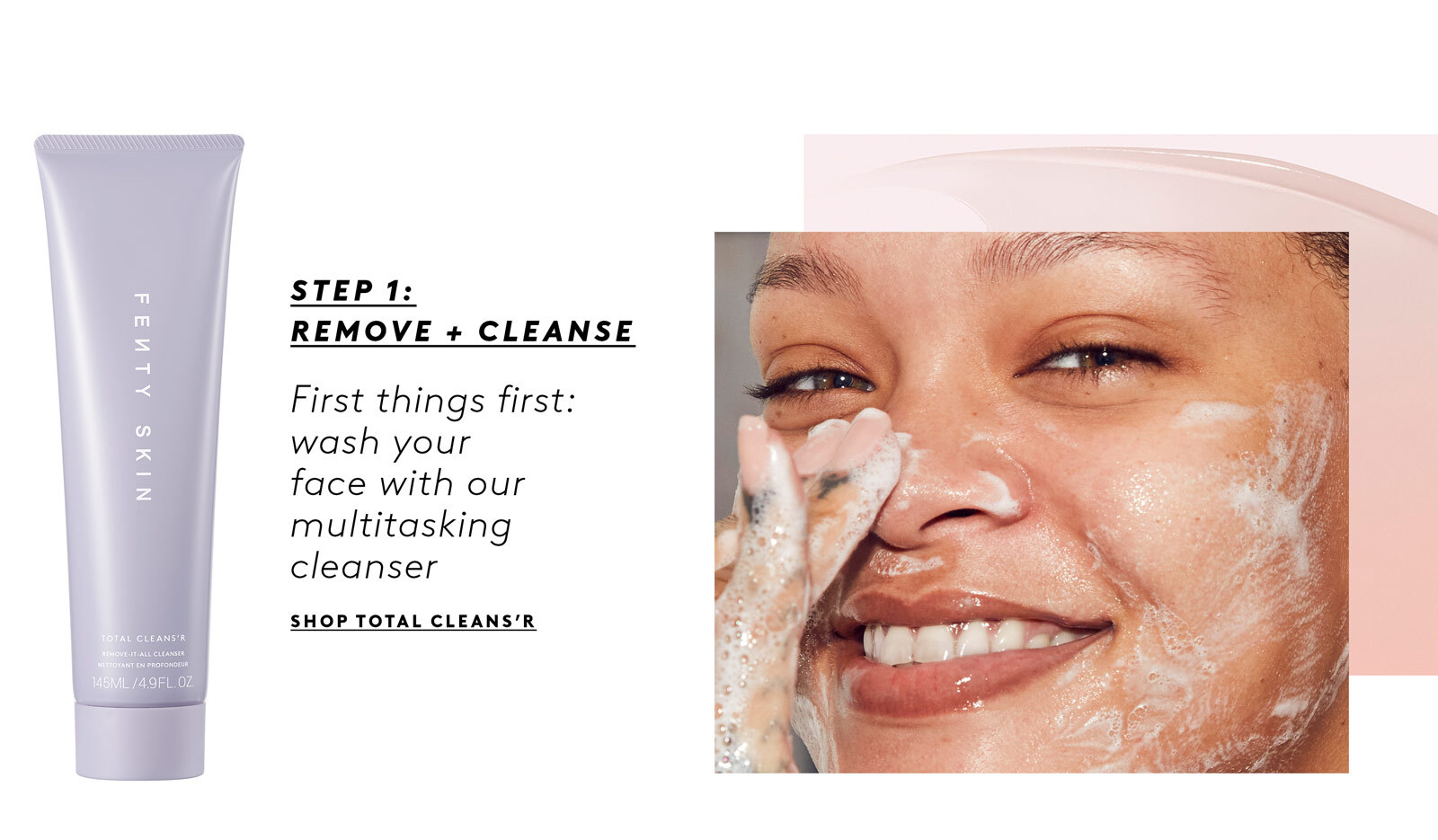fenty REMOVE-IT-ALL CLEANSER