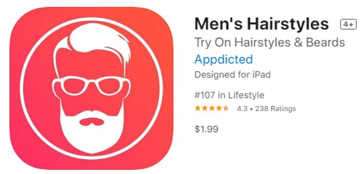 App hair style