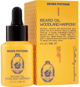 crescita barba olio
