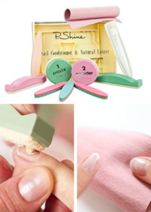 kit manicure giapponese