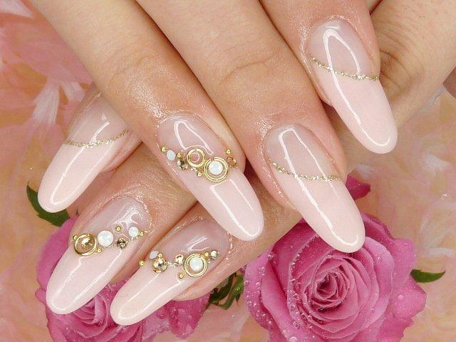 gel giapponese nail art